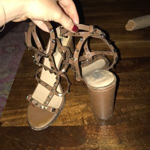 Valentino Rock stud  sandals